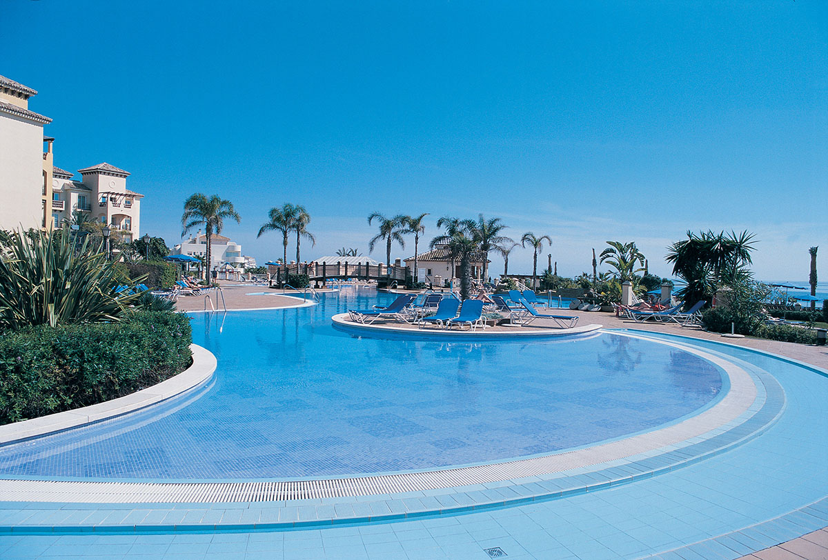 Marriotts Marbella Beach Resort  MDCI Project Management